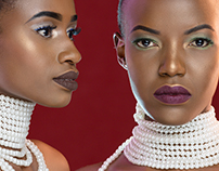 GO GREEN Model--@thevanessalove & @njerijacintah