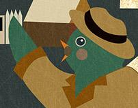 Chagall Pájaro  Rayaduro - edición N. 26
