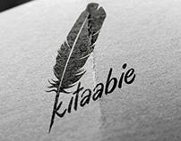 kitaabie - Logo design