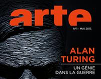 Projet de fin d'année : Magazine ARTE