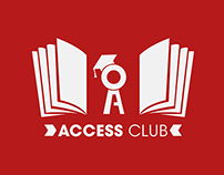 Access Club Logo Presentation