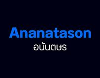 Anantason Font