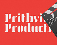 Prithviraj Productions : Rebels With a Cause
