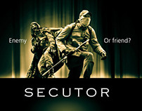 """Secutor"". Official trailer."