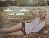 THE MELODY OF END SUMMER - ACT 5 FAR WEST GOURMAND