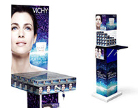 Vichy Liftactiv. Display