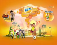 Fanta.com.tr / 2010