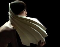 Fashion shoot for Wad Magazine By Le creative Sweatshop