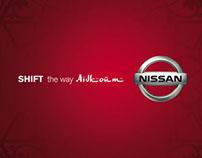 NISSAN / Diverses campagnes