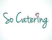 So Catering Branding/Logo Design