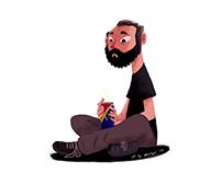 Self-portrait /// OtoPortre