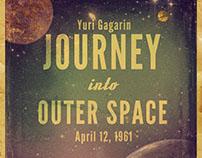 Retro Space Poster Tutorial