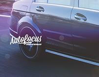 Autofocus logo design
