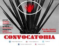Convocatoria Antología visual GDL