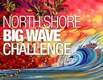 North Shore Big Wave Challenge Surf Competition