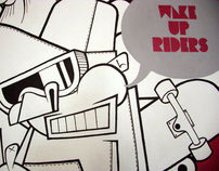 Wake Up Riders. Ibiza
