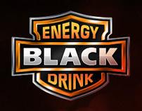 """Energie drink """"Black"""""""