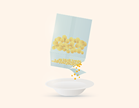 Cereals | GIF animation