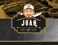 Logotipo Juan Carnes & Carnes