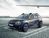 Dacia Duster - Print