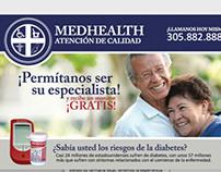 MedHealth Postcards