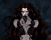 BOOM Character Illustration