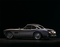 BMW 507 STUDIO
