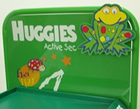 Huggies Display