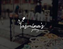 yasmina's gallery logo!