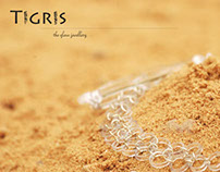 TIGRIS (the glass jewellery)