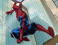 The Amazing Spider-Man - Fan Art