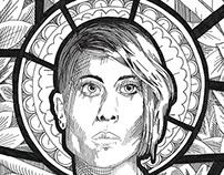 S.T. (St. Tegan)