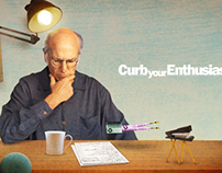 Pitch for Curb your Enthusiasm