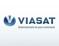 Viasat Logo Animation