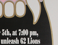 Poster for Cannes Lions Event