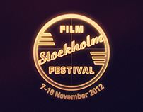 Stockholm International Film Festival Intro