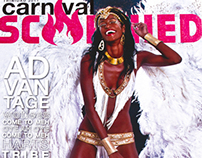 Carnival Scorched 2011 magazine