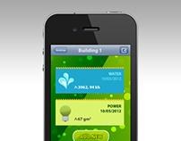 EnergyControl iPhone App