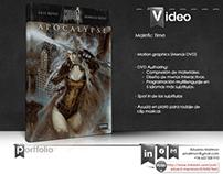 Luis Royo - Malefic Time DVD