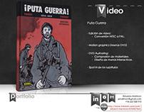 Puta Guerra DVD