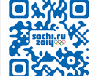 envelopes and stamp sochi 2014