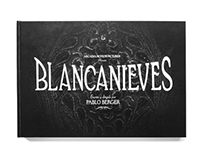 Blancanieves. The film book