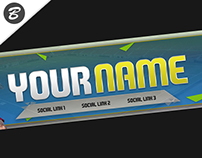 [NEW] FIFA 16 YouTube Channel Art Template (FREE)