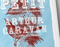 Arthur Caravan posters