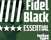 Fidel black