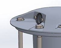 Road Mounted Broad casting Camera Concept