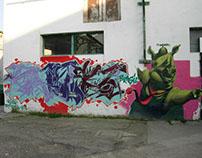 Graffiti Itália