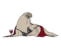Lilian the Sexy Walrus