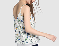 El Corte Inglés - Easy Wear | Top print