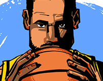 THE SPORTS VECTOR SKETCHES